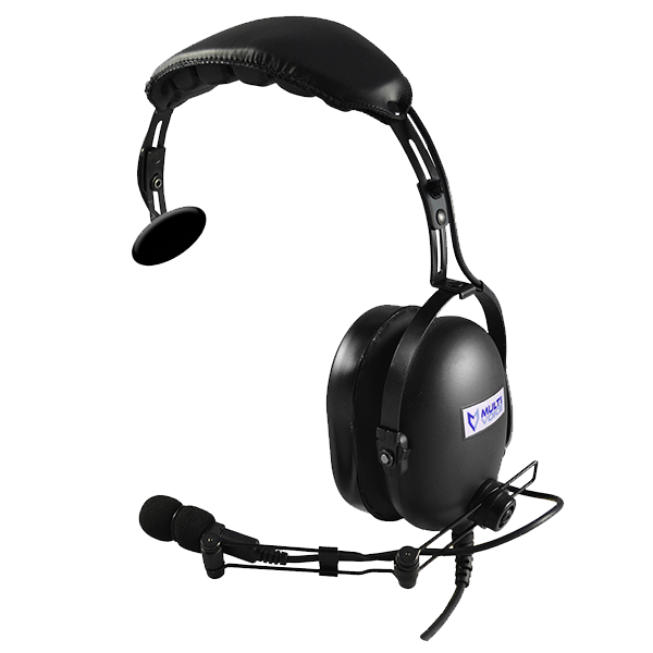 MV-Headsets Heavy Duty (Single)